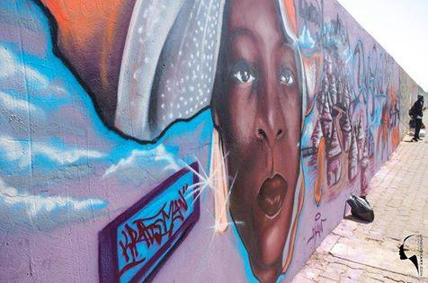 Dakar Mural Camberene