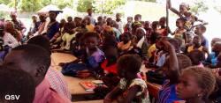 Distribution School Supplies Event