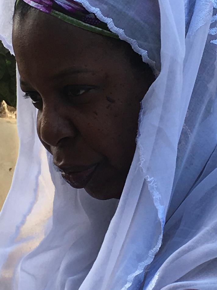 Founder Queen Sheba Cisse