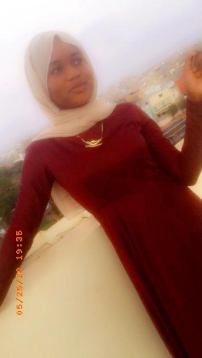 Head of Hospitality, Mame Diarra
