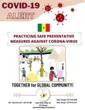2021 Corona Prevention Event