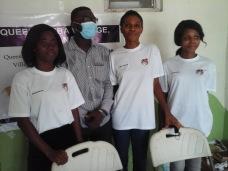 QSV Ghana Health Fair