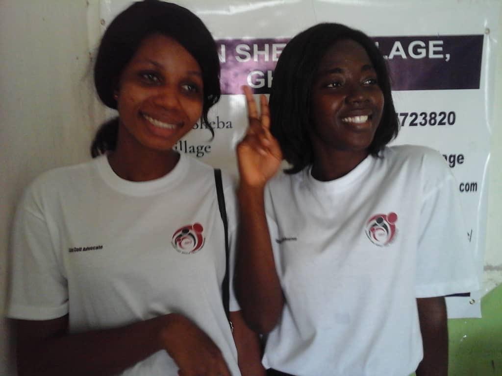 QSV Ghana Feed The Poor Program